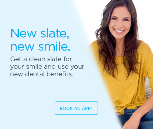 N. Rancho Cucamonga Dental Group and Orthodontics - New Year, New Dental Benefits